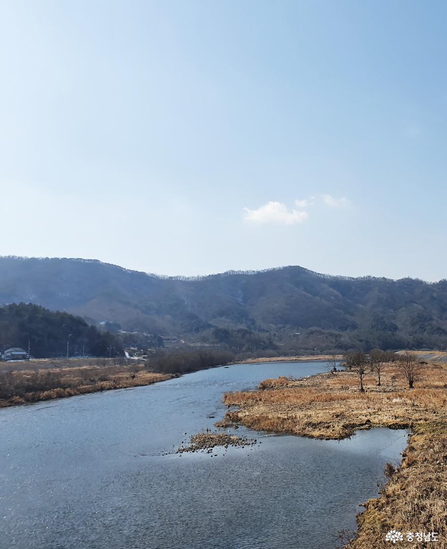 천혜의 경관 품은 금산 적벽강