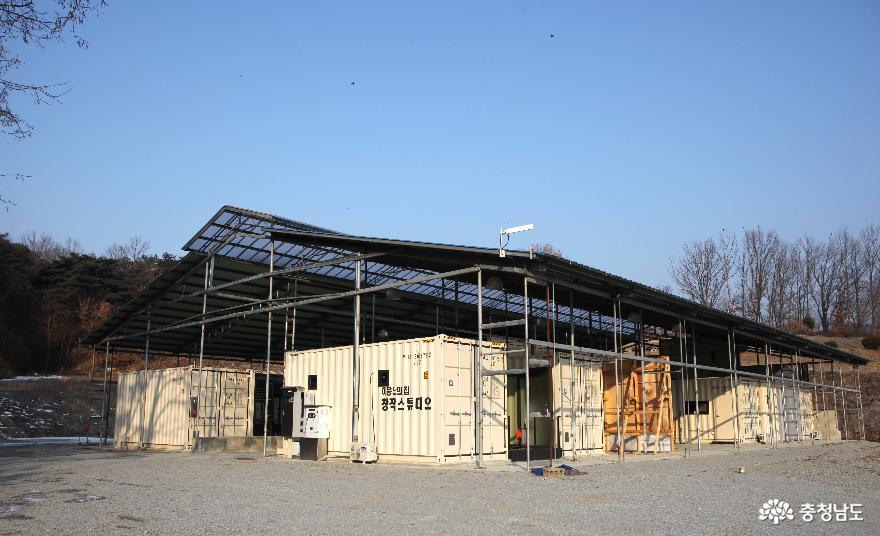 이응노의 집 창작스튜디오, 2020년 제4기 입주작가 3명 선정