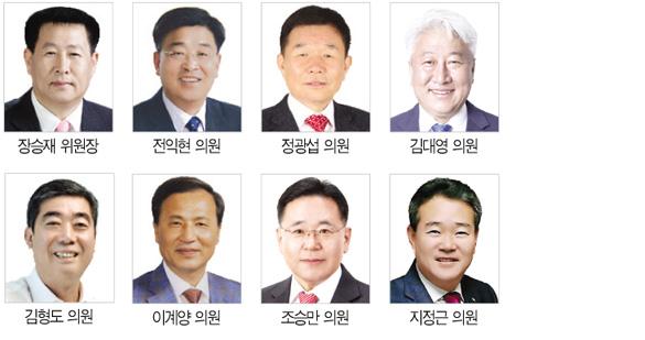 """""""코로나19 차단·혁신도시 지정 총력"""""""