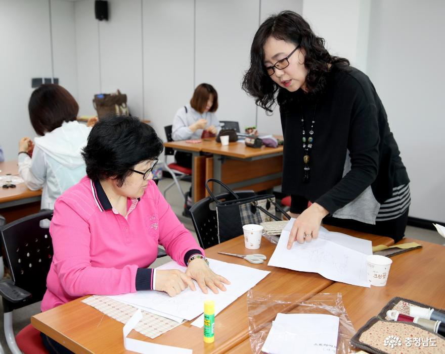 태안군, 상반기 여성회관 프로그램 교육 수강생 모집