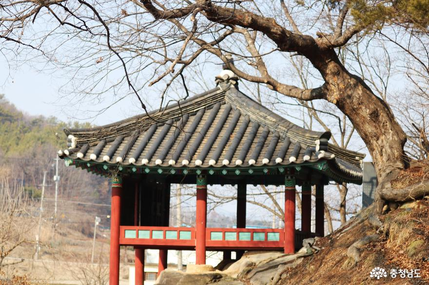 전통적인 아름다움을 간직한 천안 '노은정'