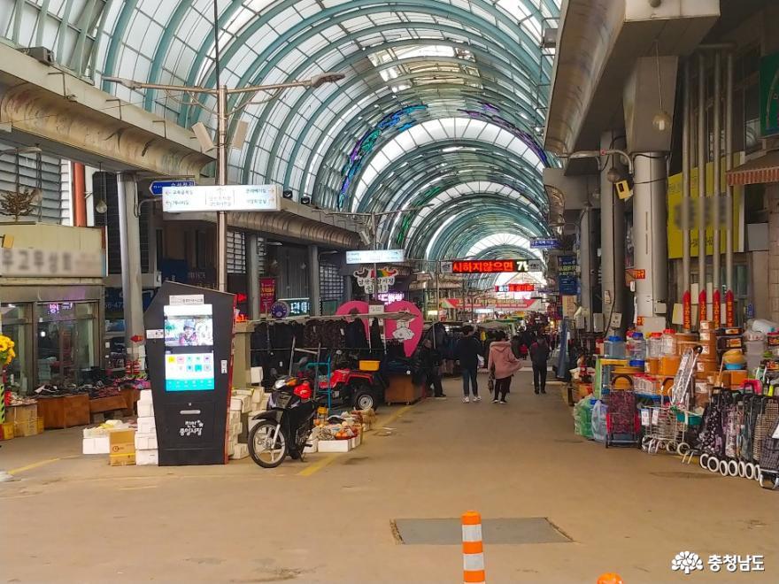 과거와 현재가 공존하는 곳, 천안중앙시장을 가다 사진