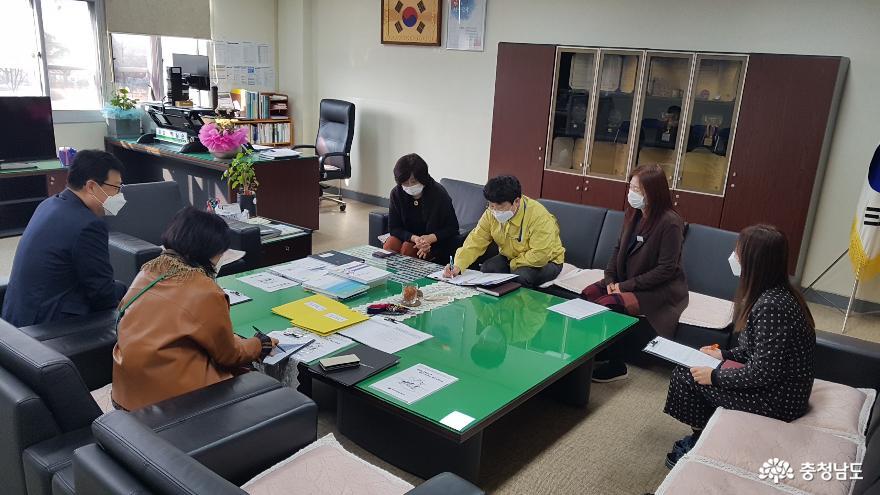 충남교육청, 특수학교 코로나19 대비 안전 점검 실시