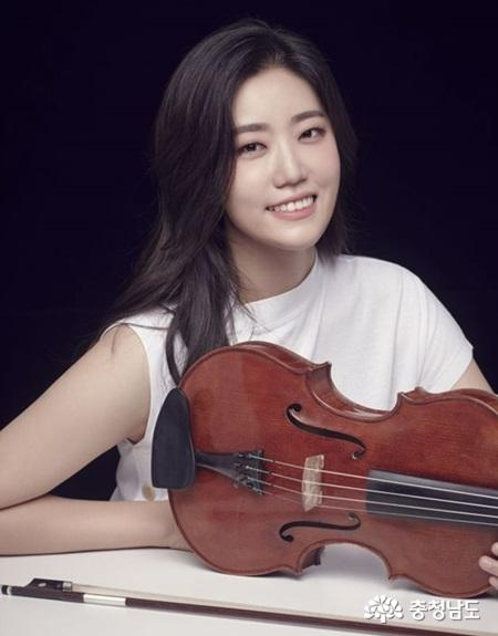 2019 천안·아산을 빛낸 사람들 - 천안 출신 비올리스트 '김규리'