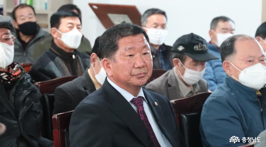 이춘우 보령경찰서 재향경우회장 '취임'