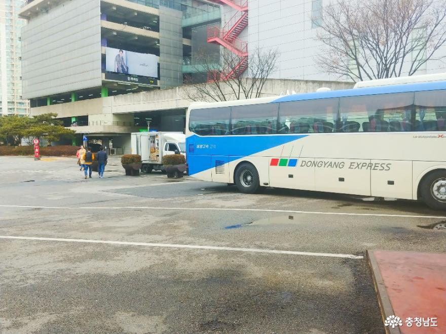 천안 고속버스터미널을 안내해드립니다 사진