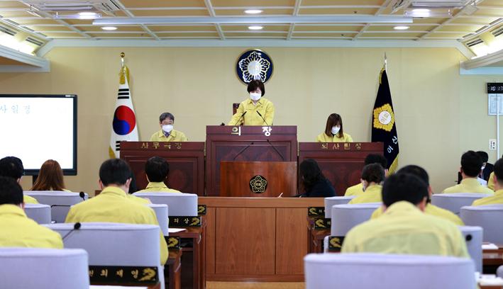 아산시의회, 제1회 추경 1조 1,423억원 의결