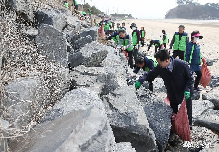 해양쓰레기 선순환 체계 구축 '박차' 사진