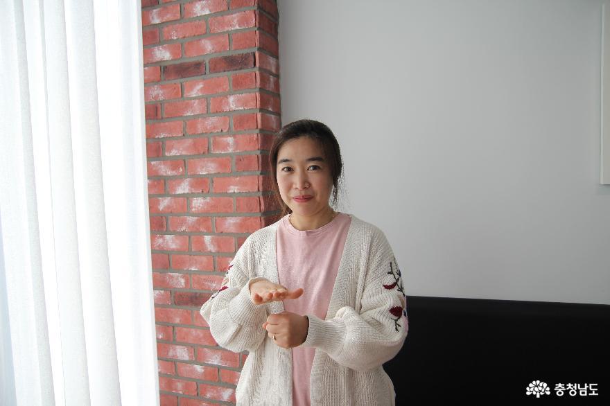 통역사의 꿈 향해 달려갑니다...수화로 인연 맺는 김도연 씨