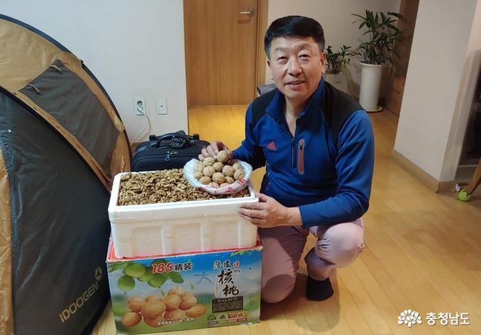 2019 천안·아산을 빛낸 사람들 - 영농조합법인 천안호두 '유흥상' 대표