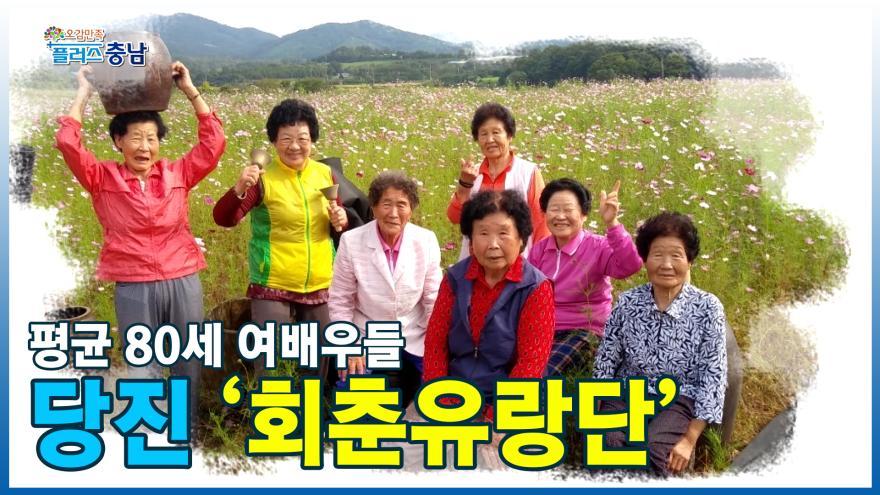 [오감만족]당진 '회춘유랑단'