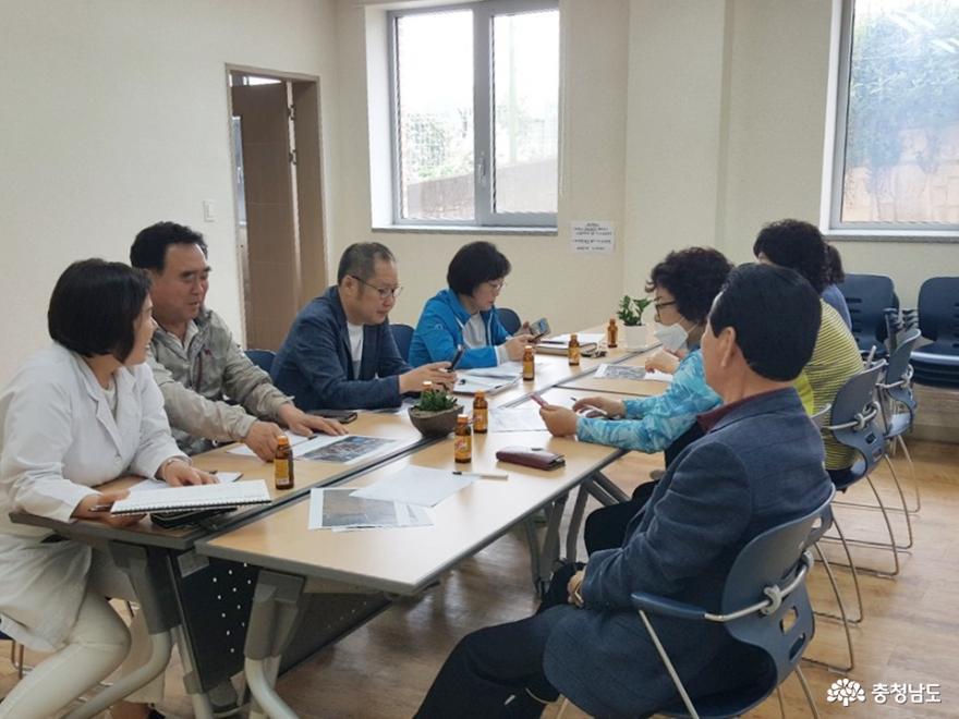 서천군 서면보건지소, 지역돌봄TF팀 통합사례 회의 개최