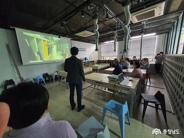 남서울대 메이커스페이스 사업, 지역 교육 관계자들에 '큰 호응'
