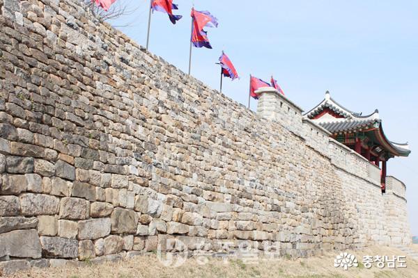 세월의 풍파 견뎌온 역사의 현장 '홍주읍성'