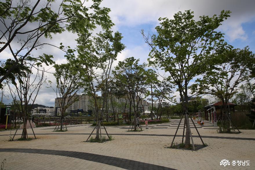서산 동문근린공원의 휴식, 일제, 전쟁의 이야기