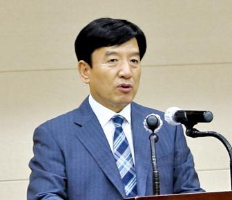 유기준 백제문화제재단 대표이사 취임