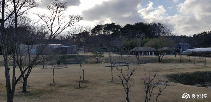 이응노의 집 전경