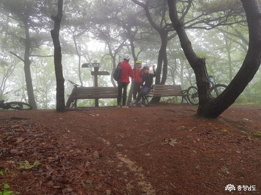 자전거 트레킹코스로 딱인 충남 보령 봉황산! 5
