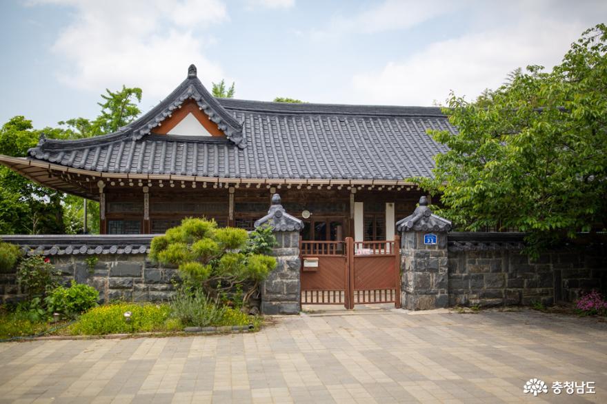 조선말 건축술의 백미를 엿볼 수 있는 이광명 고택