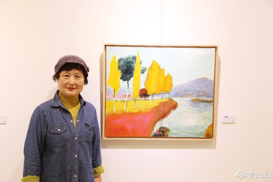 삼거리갤러리 자연의향기 전시를 통한 마음 여행