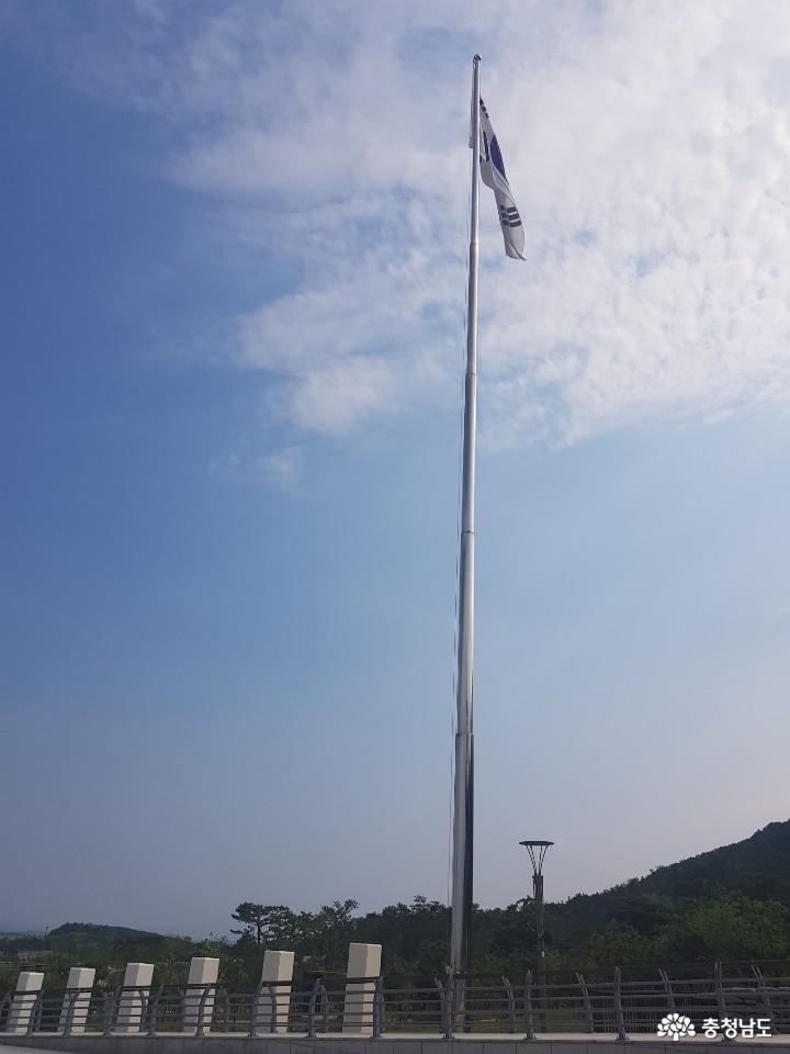 역사를 생각하게 되는 홍성 홍예공원 6