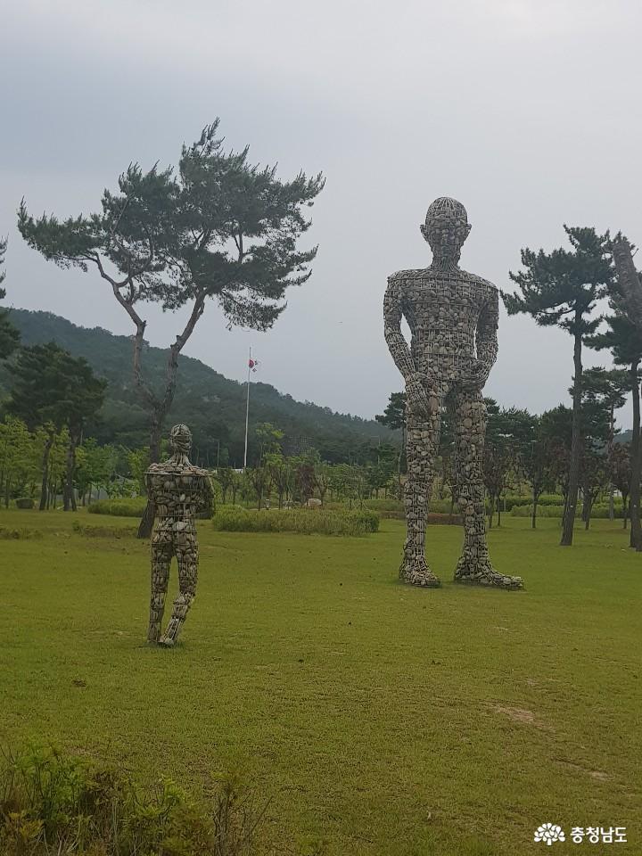 역사를 생각하게 되는 홍성 홍예공원 11