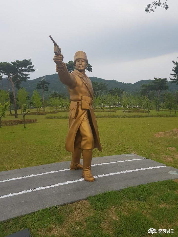 역사를 생각하게 되는 홍성 홍예공원 12