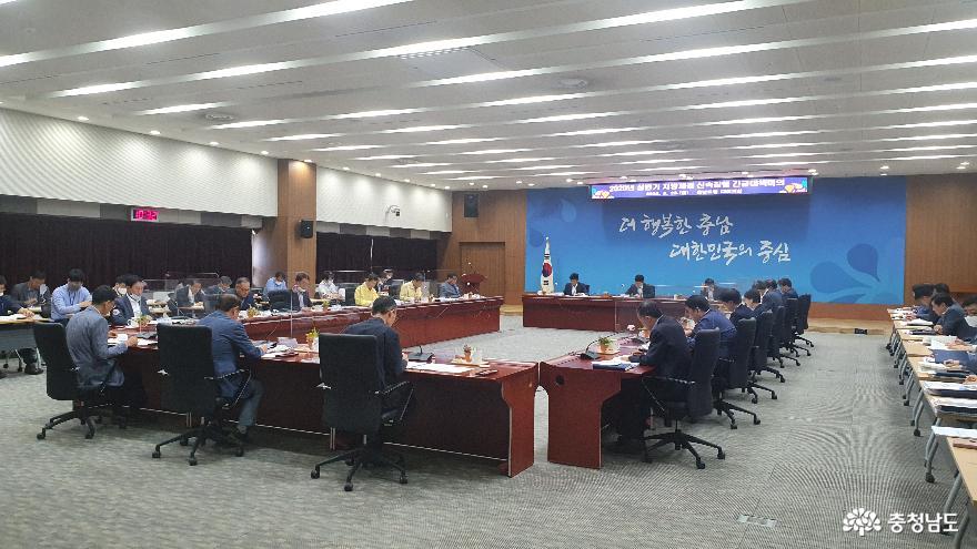 지역경제 활성화 위한 신속집행 '박차'