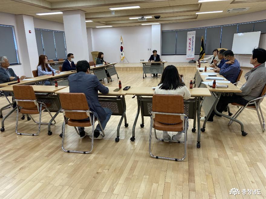 서천군, '찾아가는 주민자치회 컨설팅' 개최