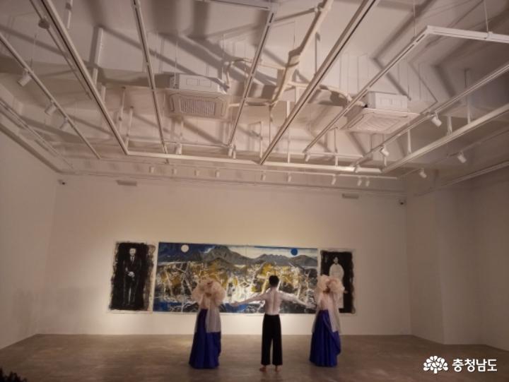 2020 당진 올해의 작가전-이강일展 '나의 길 아리랑' 5