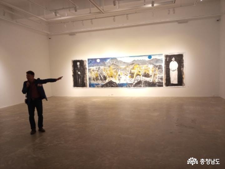 2020 당진 올해의 작가전-이강일展 '나의 길 아리랑' 7