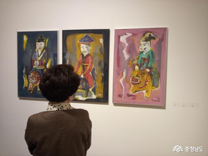 2020 당진 올해의 작가전-이강일展 '나의 길 아리랑' 13
