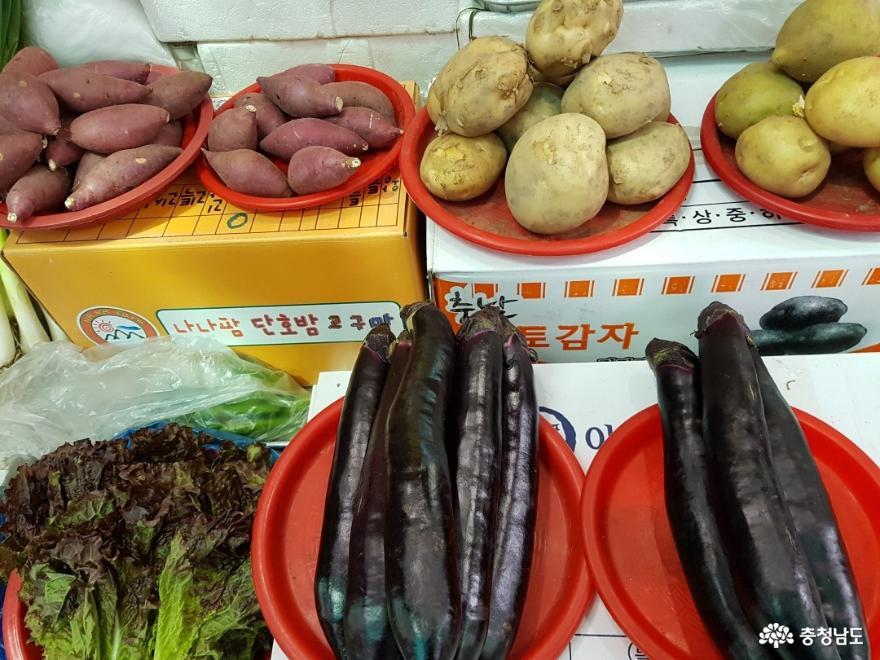 역사 깊은 유구한 전통의 보령중앙시장의 매력에 퐁당! 9