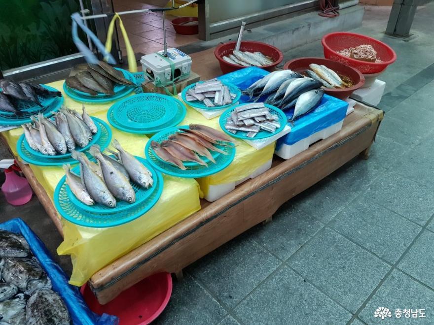 역사 깊은 유구한 전통의 보령중앙시장의 매력에 퐁당! 10