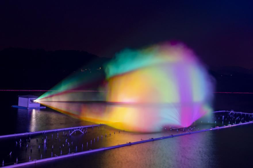물·빛·음악이 어우러지는 예당호 음악분수 15