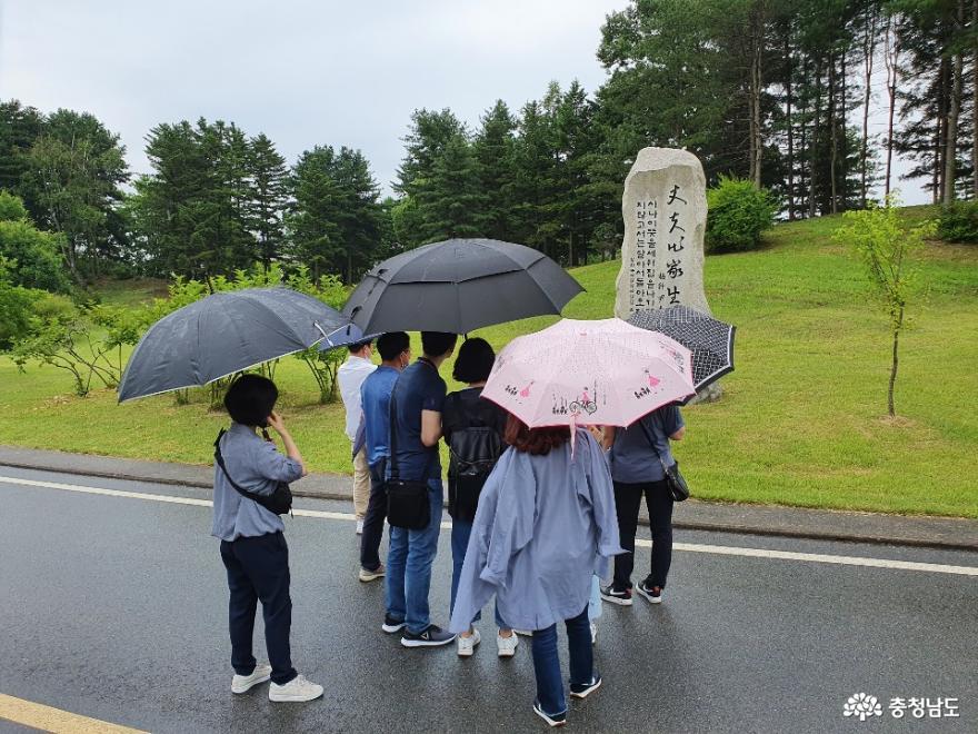 정예공무원, 독립기념관 찾아 올바른 역사관 고취