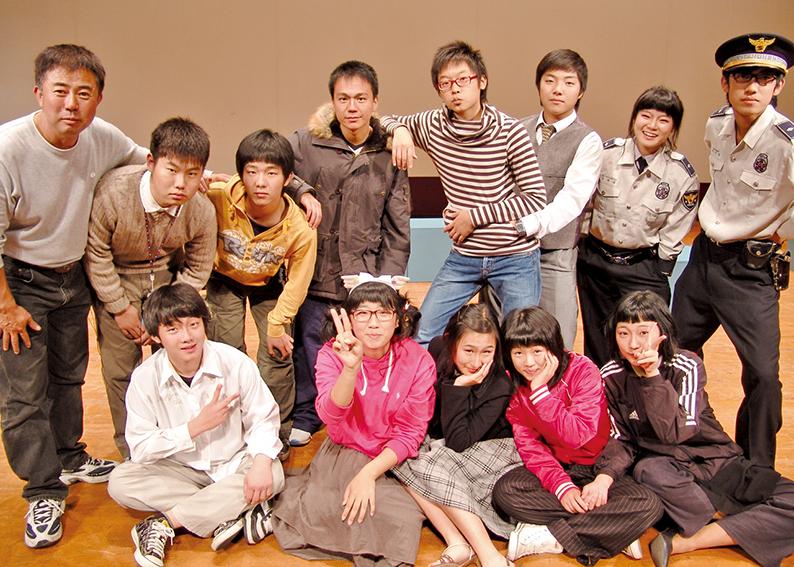 연극인들의 유쾌한 이중생활
