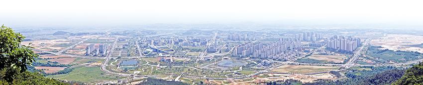 道, 내포신도시 혁신도시 지정 입지로 공식화