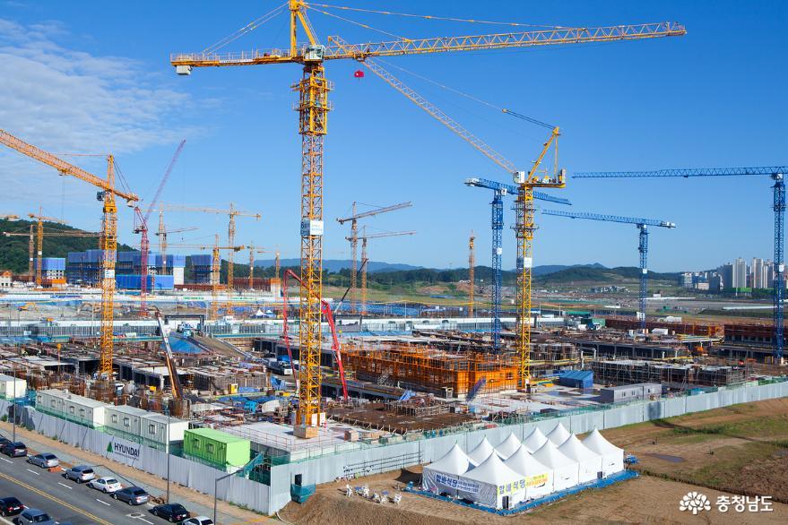 대형민간건축공사 지역업체 참여율 높인다