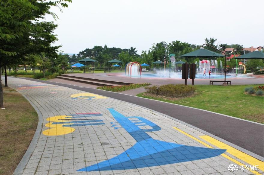 논산시민공원과 관촉사를 잇는 반야산 산책길 걷기 2
