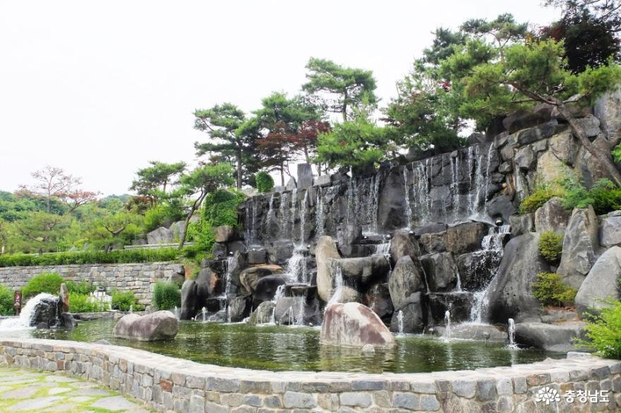 논산시민공원과 관촉사를 잇는 반야산 산책길 걷기 3