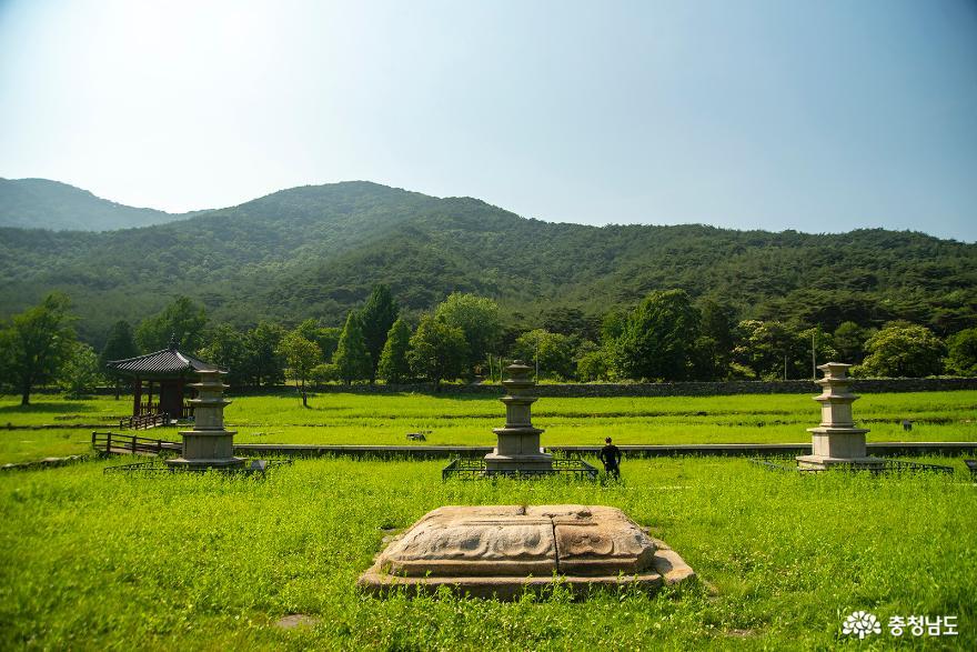 2,000여 명의 승려가 수도했던 당대 최대의 절터 보령 성주사지