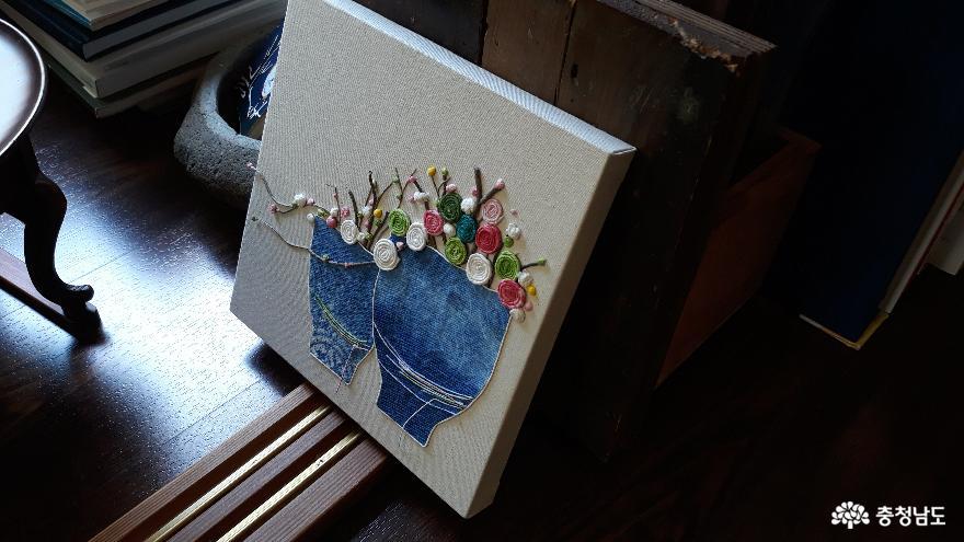 걸음걸음 파란색 포인트가 매력적인 차(茶)문화 공간 '루치아의 뜰' 8