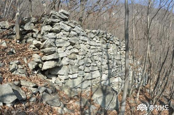 공주 계룡산성, 고려 대몽항쟁기 지역 방어 위해 축성