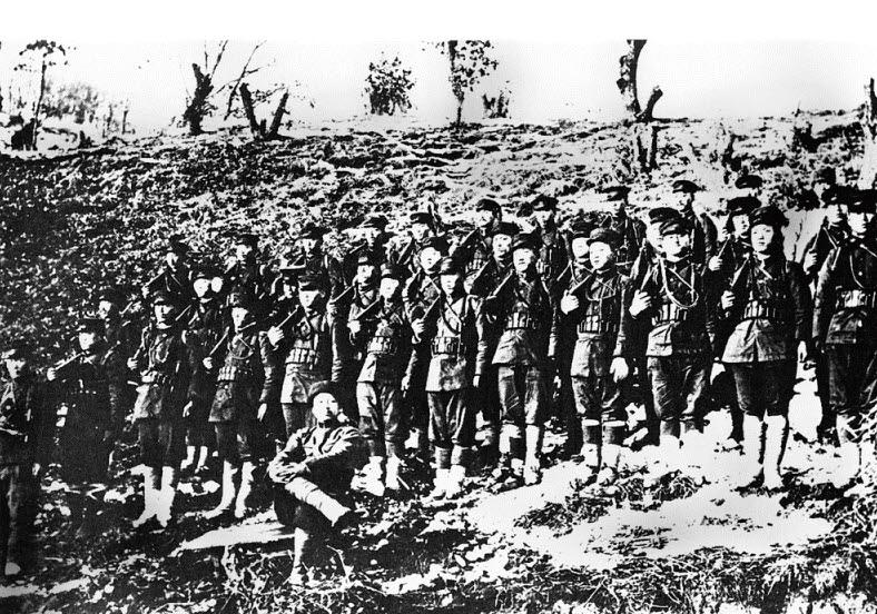 청산리 백운평서 일본군 대파