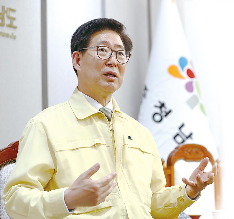 """""""복지·경제 선순환하는 '더 행복한 충남'이 3대위기 해법"""""""