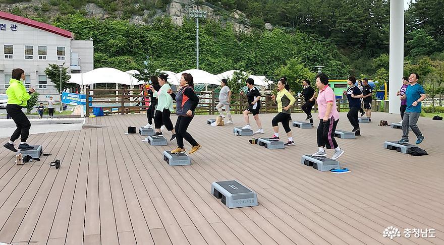 태안군, 성인건강관리 프로젝트 '비만탈출교실' 운영!