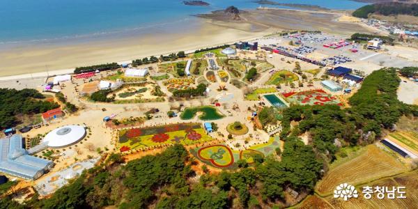 [충남]소득 감소 화훼농가들, 꽃 축제장 운영도 한계