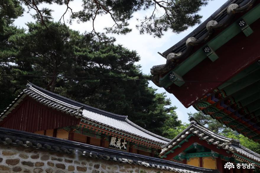 아산 여민루, 아산향교와 정겨운 골목풍경 사진