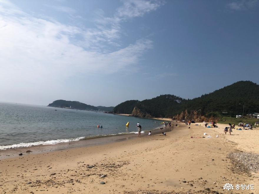 이번 여름휴가는 해안절벽이 아름다운 파도리해수욕장으로!!